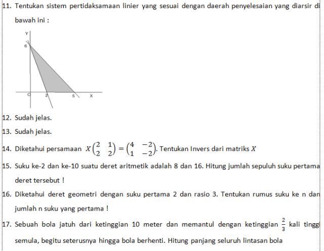 PAKET 1 NO 11 SD 17